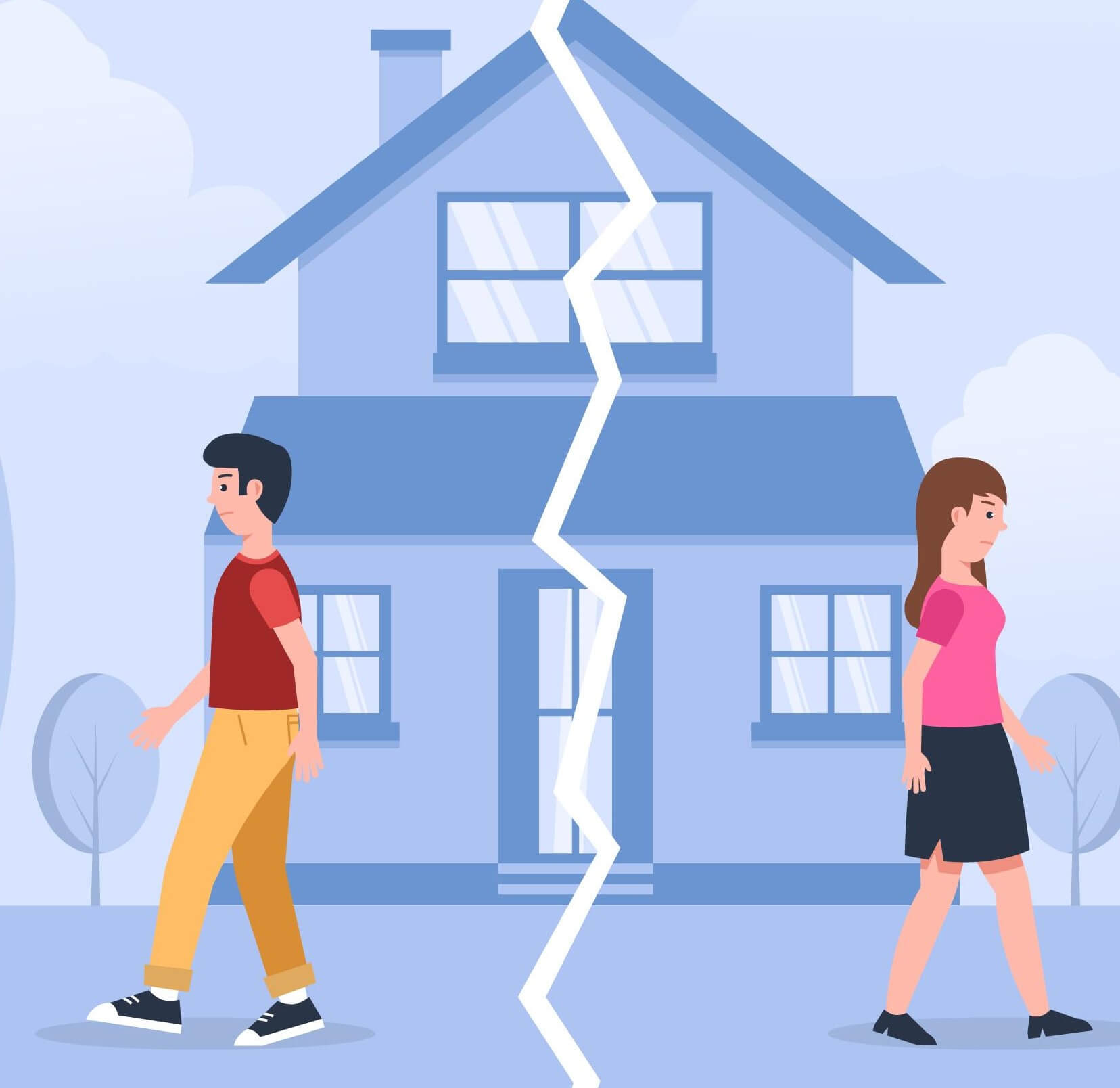 Can couples get separated without a divorce?