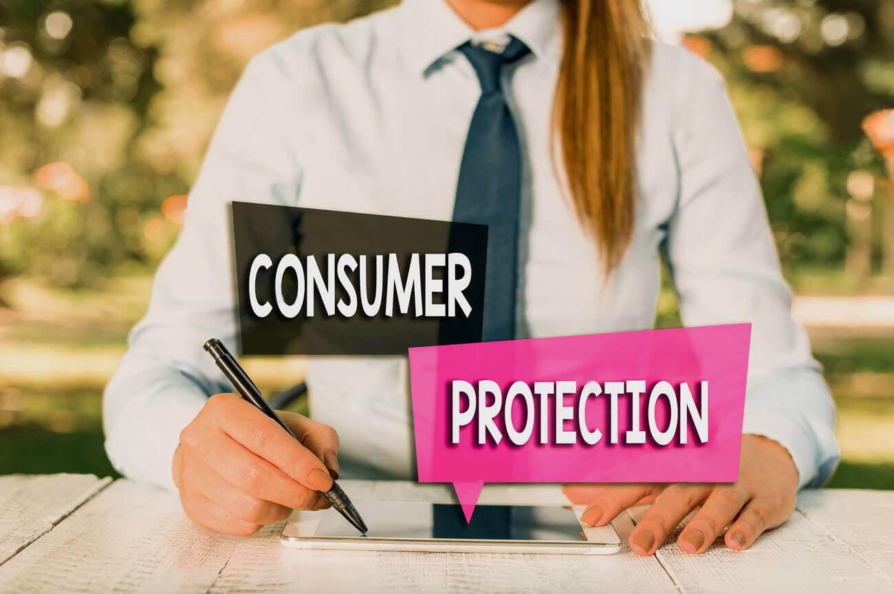 Consumer Complaint Legal Notice