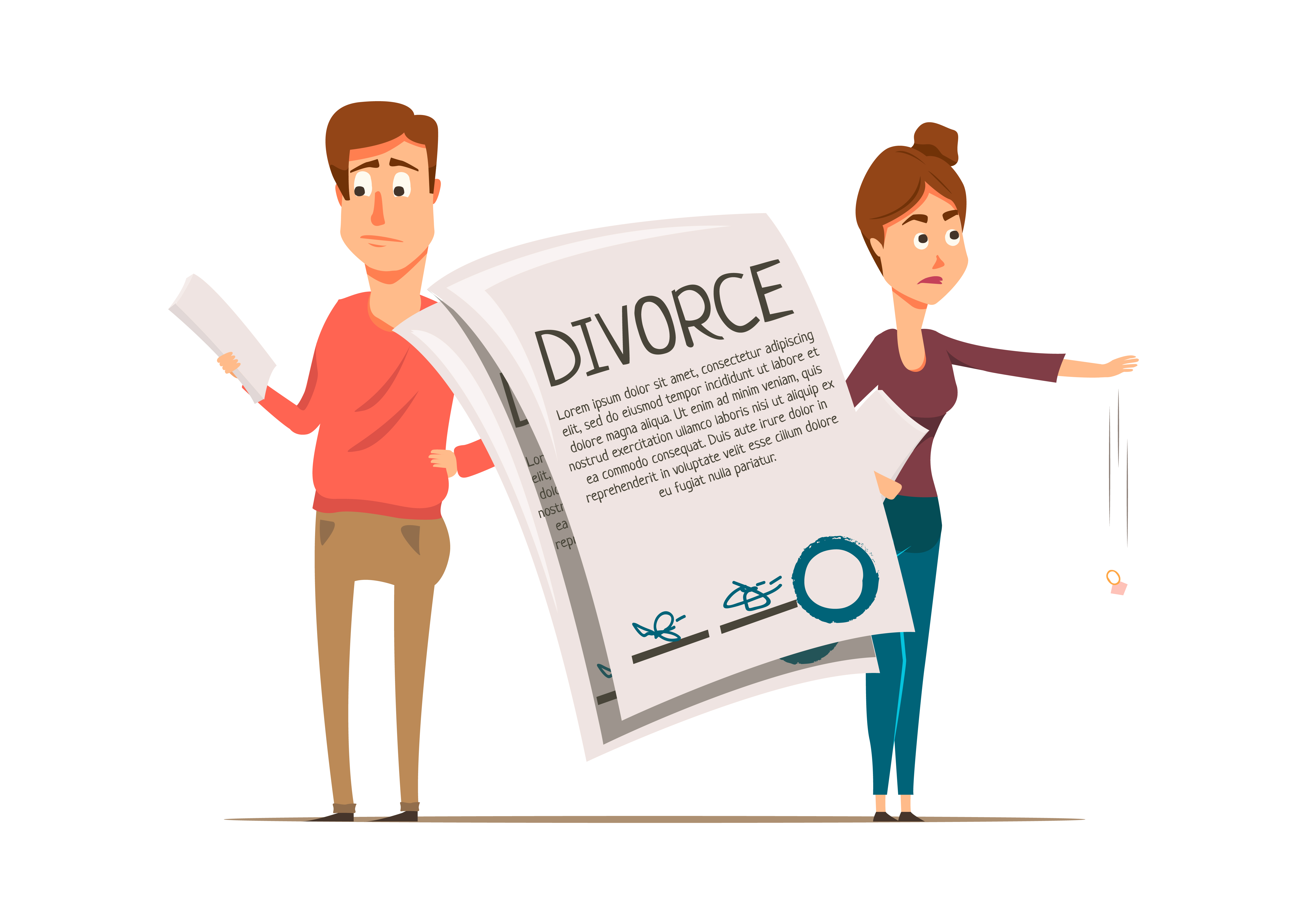 Mutual Consent Divorce through Video Conferencing