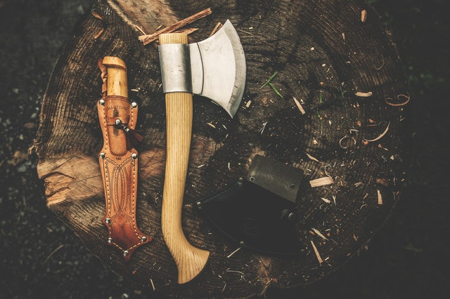 Laws governing a Knife